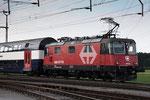 Re 4/4, 11229 (420 229-7 LION), Oberrüti (05.07.2013) ©pannerrail.com