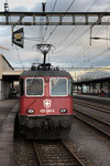 Re 4/4, 11344 (420 344-4 Cargo), Rotkreuz (05.07.2013) ©pannerrail.com