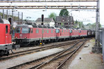 """Re 6/6 11682 """"Pfäffikon SZ"""", Rotkreuz (01.06.2010) ©pannerrail.com"""