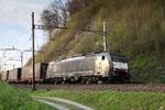 MRCE Dispolok BR 189 ES 64 F4-092, Rotkreuz (18.04.2013) ©pannerrail.com