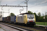 Dispolok BR 189 ES 64 F4-095, Oberrüti (23.05.2013) ©pannerrail.com