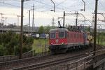 """Re 6/6 11682 """"Pfäffikon SZ"""", Rotkreuz (30.04.2012) ©pannerrail.com"""