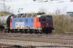 """Re 6/6 11687 """"Bischofszell"""", Killwangen (06.04.2011) ©pannerrail.com"""