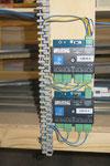 Die Weichendecoder für den Schattenbahnhof. Ingesamt 4 Decoder sind alleine für den SBhf notwendig.