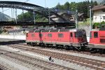 "Re 6/6 11671 ""Othmarsingen"", Kandersteg (30.06.2012) ©pannerrail.com"