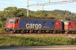"""Re 6/6 11633 """"Muri AG"""", Killwangen (30.08.2011) ©pannerrail.com"""