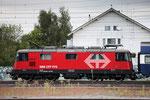 Re 4/4, 11226 (420 226-3 LION), Rotkreuz (20.09.2013) ©pannerrail.com