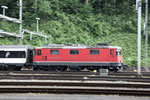 Re 4/4, 11122, Arth-Goldau (15.06.2013) ©pannerrail.com