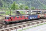 Re 4/4, 11336, Erstfeld (11.05.2013) ©pannerrail.com