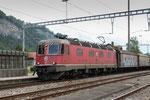 """Re 6/6 11620 """"Wangen bei Olten"""", Mels (23.07.2013) ©pannerrail.com"""