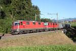 Re 4/4, 11245, Rotkreuz (03.09.2013) ©pannerrail.com