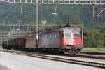 """Re 6/6 11658 """"Auvernier"""", Weesen (29.06.2010) ©pannerrail.com"""