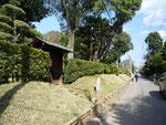 武家屋敷が公開されている鏑木小路
