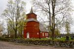 typische Kirche in Smaland