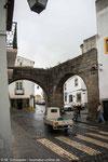 Évora: römischer Aquädukt