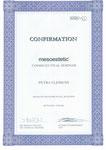 Zertifikat Arbeitsqualifikationen