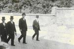 1928 Jakob Roggendorf   1. von links