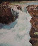Troubled Water Ölbild 80x60cm