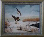 Winterlandschaft mit Enten 02
