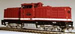 Erste Gesamtansicht des Harz-Diesels-