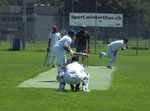 Swiss cricket 2010 - Winterthur