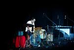 Percussion und Peter Bauer