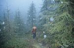 Abstieg im Herbstschnee © Rosenwirth