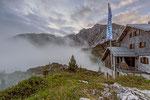 Die Laufener Hütte im Tennengebirge © Rosenwirth