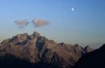 Cima d'Asta von der Forcella di Lagorai © Rosenwirth