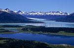 Lago Argentino, Glaciar Perito Moreno und das Patagonische Inlandeis vom Cerro de los Cristales © Rosenwirth
