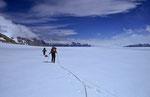 Auf dem Patagonischen Inlandeis, unterwegs zum Circo de los Altares © Rosenwirth
