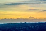 Blick zurück vom Karst in die Julischen Alpen © Rosenwirth