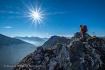 Am Mittenwalder Höhenweg © Rosenwirth