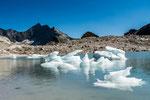 Eisbodensee, Stubacher Sonnblickkees, Granatspitzgruppe © Rosenwirth