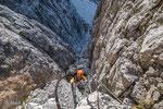 Am Sentiero SOSAT  © rosenwirth-dia@web.de