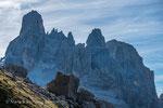 Crozzon di Brenta vom Sentiero SOSAT © rosenwirth-dia@web.de