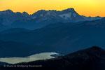 Zugspitze von der Benediktenwand © Rosenwirth