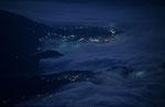 Blaue Stunde über dem Valsugana, von der Marzola © Rosenwirth