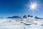 Monte Fumo und Pian di Neve im Winter © Rosenwirth