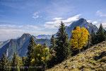 Herbst im Wendelsteingebiet © Rosenwirth