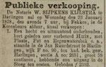 Leeuwarder courant 11-01-1878