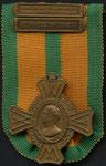 Oorlogsherinneringskruis met de gespen Oorlogsdienst - Koopvaardij 1940-1945 en Javazee 1941-1942 van Evert Nauta (1903-1995)