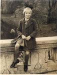 Aafke Wiersma - 10e verjaardag (Harlingen, 20-09-1942)