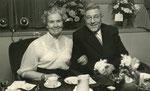 Egberdina de Vries en Evert Nauta.
