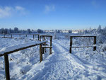... und ist auch im Winter traumhaft schön!