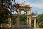 Bürgerpark-Tor