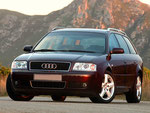 Audi A6 II - Kit E85