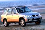 Honda CRV - E85