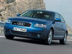 Audi A3 II - Kit E85