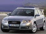 Audi A4 III - Kit E85